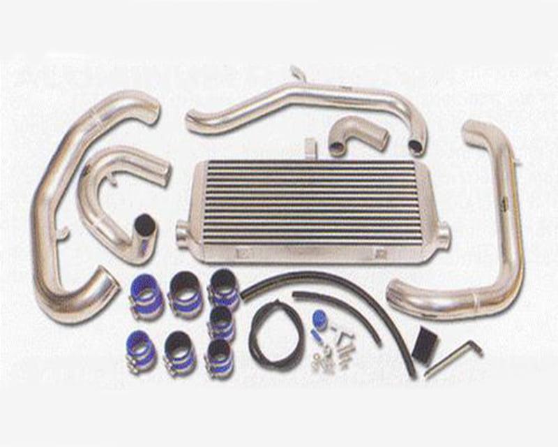GReddy Upgraded Turbo | Compression Tube Spec-LS T-24 Intercooler Kit (g) Mazda RX-7 FD3S 93-02