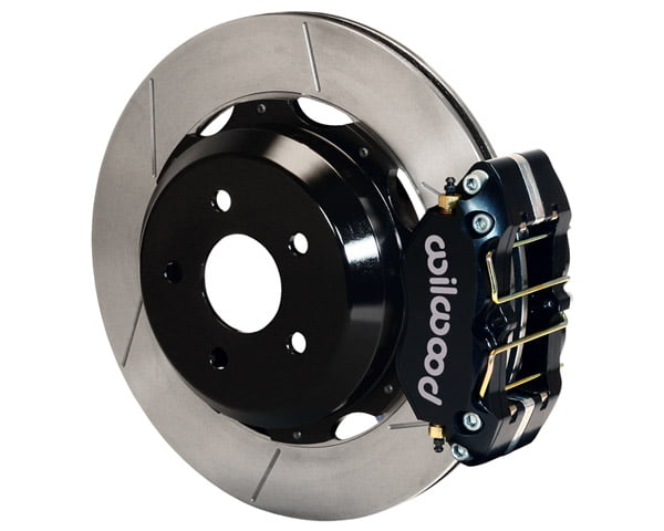 Wilwood Dynapro Radial 12 Inch Rear Big Brake Kit BMW Z3 96-02