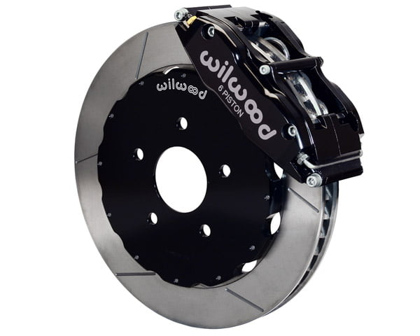 Wilwood Superlite-6R 14 Inch Front Big Brake Kit BMW Z3 96-02