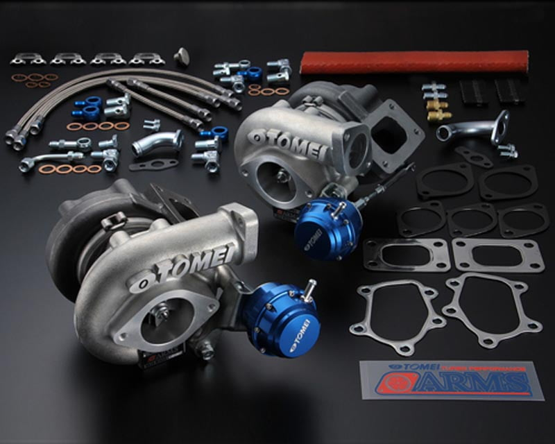 Tomei M8260 Turbocharger Nissan Skyline GT-R RB26DETT 89-02