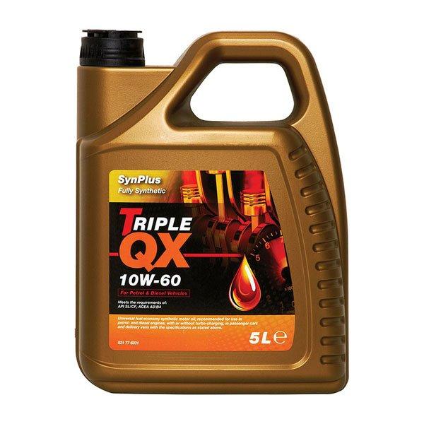SynPlus Fully Syn 10w60 Engine Oil – 5ltr