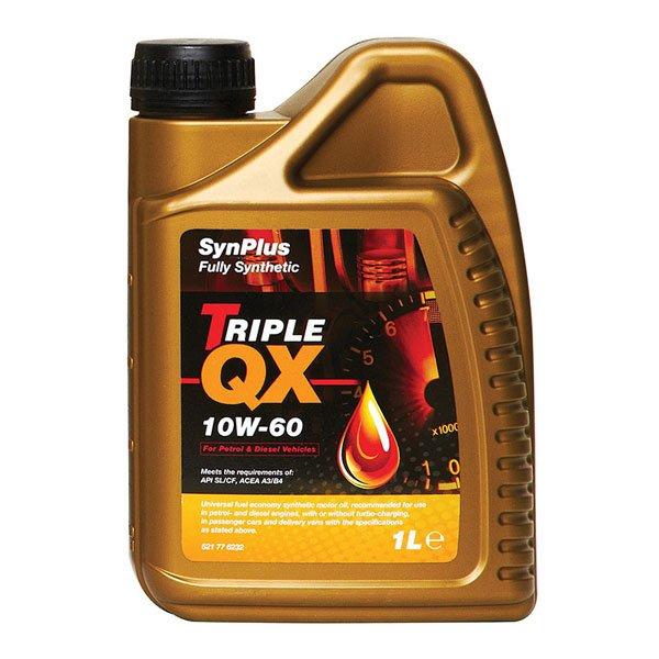 Synplus Fully Syn 10w60 Engine Oil – 1ltr