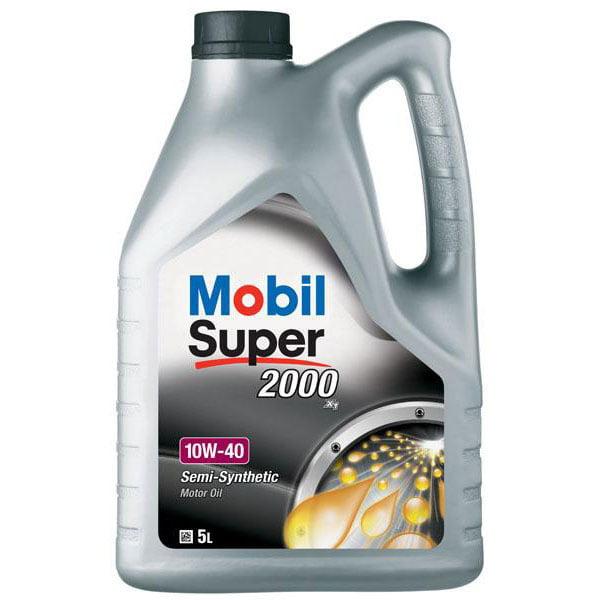 Super 2000 X1 10W40 Super Premium Engine Oil – 5 Litre