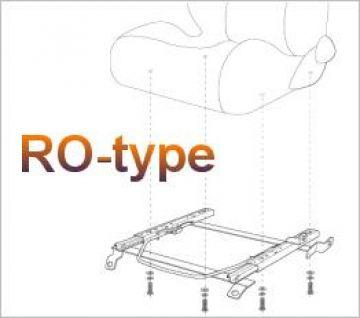 Bride Nissan 180SX RS13 Type-RO Seat Rail Subframe