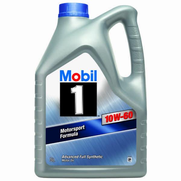 Mobil 1 10w60 Engine Oil – 5Ltr
