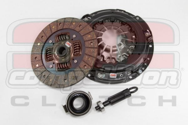 Competition Clutch Subaru WRX STI 2.5T 6-Speed (Pull Style) 240mm Stage 2 Clutch Kit