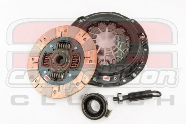 Competition Clutch Subaru WRX STI 2.5T 6-Speed (Pull Style) 240mm Stage 3 Clutch Kit