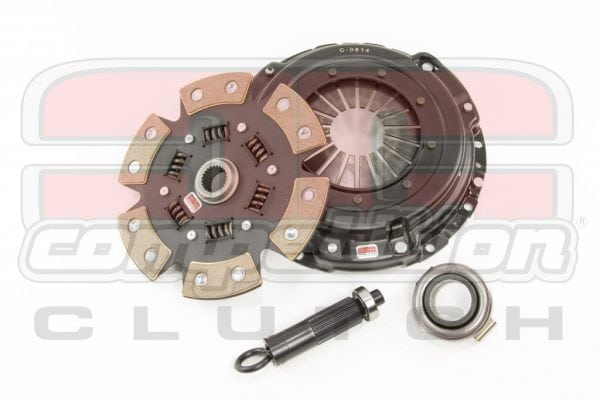 Competition Clutch Mitsubishi Evo 1-3 / FTO (4G63T / 6A12) Stage 4 Clutch Kit