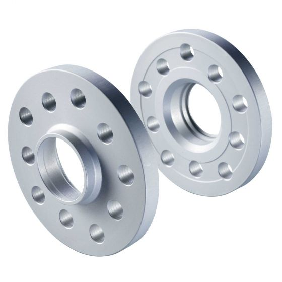 Eibach Pair of 15mm Pro-Spacer Wheel Spacers (Kit) – 5×100 PCD, System 2, 57mm Centre Bore, M14x1,5 Thread