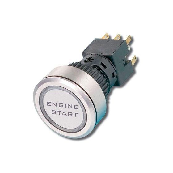 Trillogy Starter Push Button – Red Illumination