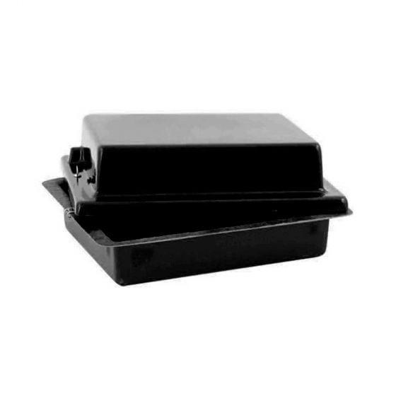 X-Sport Red Top 40 Lay Flat Battery Box – Black