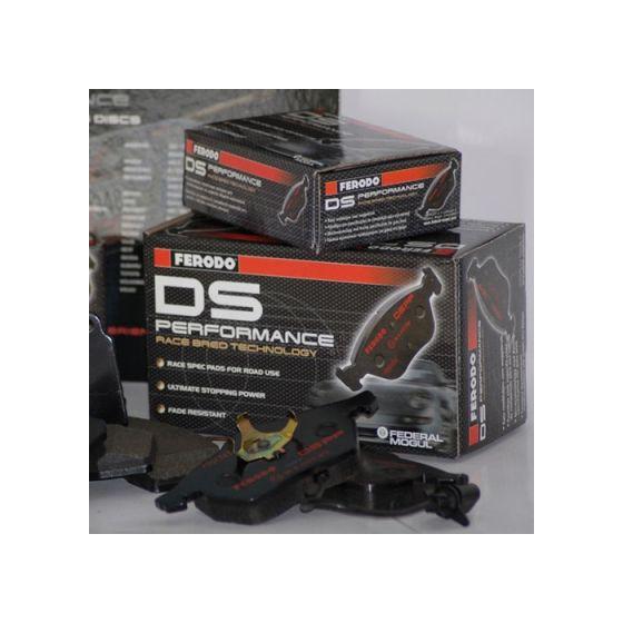 Ferodo DS Performance Pads – Rear Pad Set – NBK Caliper