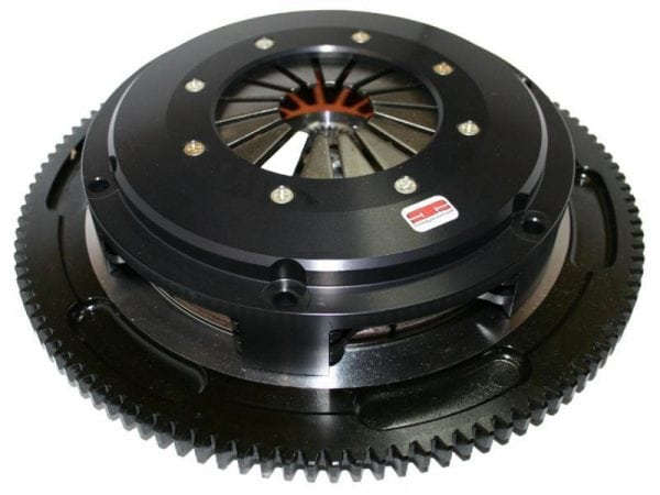 Competition Clutch Subaru WRX STI 2.5T 6-Speed (Pull Style) 240mm Organic Twin Disk (MPC)