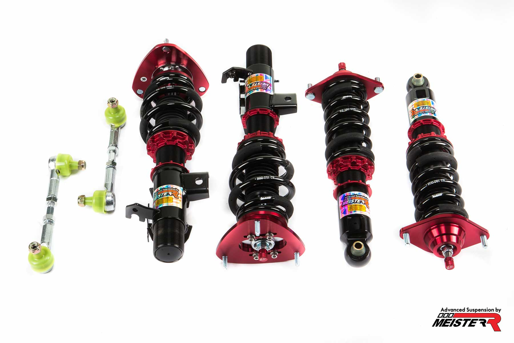 MeisterR ClubRace GT1 Coilovers for Toyota GT86 (ZN6) 2012 – on