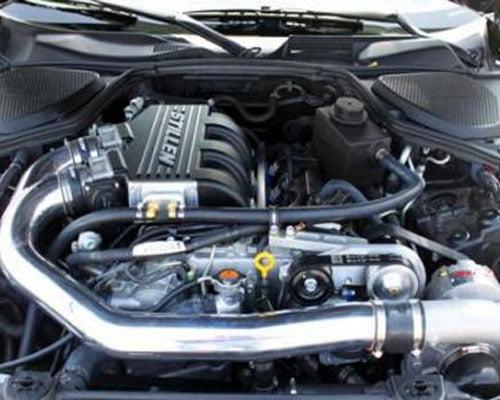 STILLEN 500+HP VQ37 Supercharger System Satin Nissan 370Z 09-14