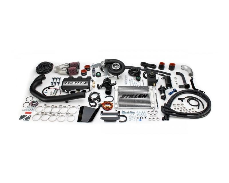 STILLEN Black Supercharger Tuner Kit Nissan 370Z Nismo 09-11