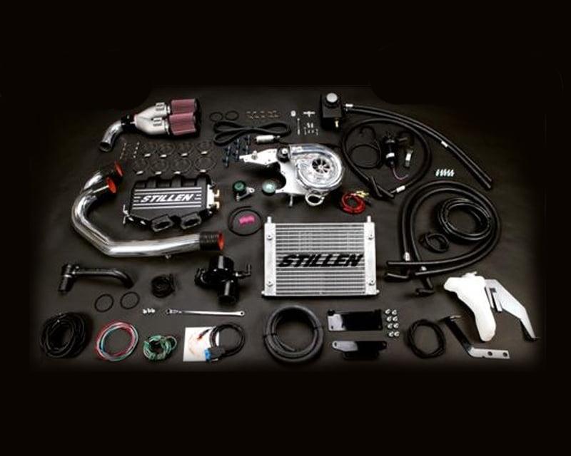 STILLEN Polished Supercharger Tuner Kit Nissan 370Z Nismo 09-11