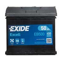 Exide Excell Car Battery 012