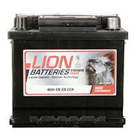 Lion 012 Car Battery
