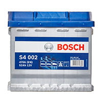 Bosch S4 Car Battery 012
