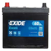 Exide Excell Car Battery 014