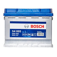 Bosch S4 Car Battery 027