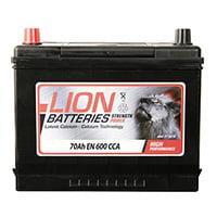 Lion 031 Car Battery