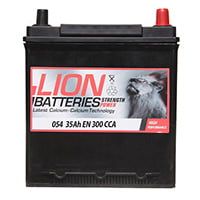 Lion 054 Car Battery