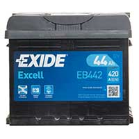 Exide Excell Car Battery 063