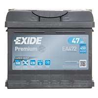 Exide Premium Car Battery 063