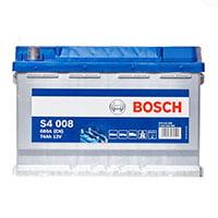 Bosch S4 Car Battery 096