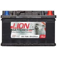Lion 100 Car Battery – (70Ah)