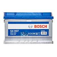 Bosch S4 Car Battery 100 (72Ah)