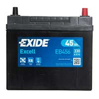 Exide Excell Car Battery 156