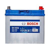Bosch S4 Car Battery 158