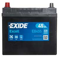 Exide Excell Car Battery 159