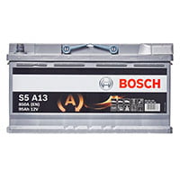 Bosch AGM 019 Car Battery
