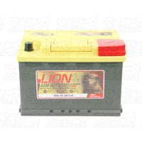 Lion 096 AGM Car Battery