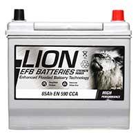 Lion EFB 005 Car Battery