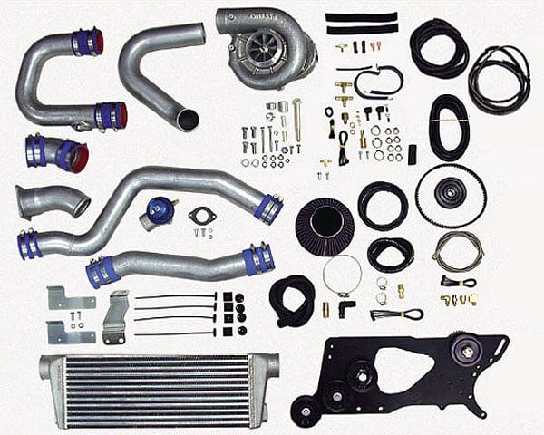 Vortech V-3 SCi Polished Tuner  Kit w/ Charge Cooler Nissan 350Z | Infiniti G35 03-06