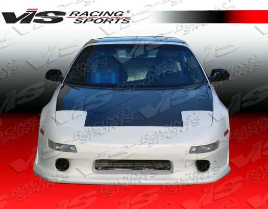 VIS Racing Carbon Fiber OEM Hood Toyota MR2 90-95