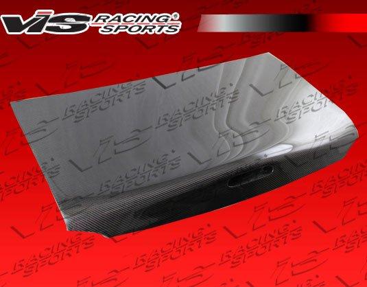 VIS Racing OEM Style Carbon Fiber Trunk Mazda Miata 99-05