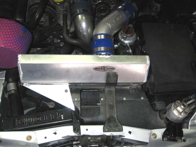 RE Amemiya 2.0 Times Intercooler Mazda RX-7 FD3S 93-02