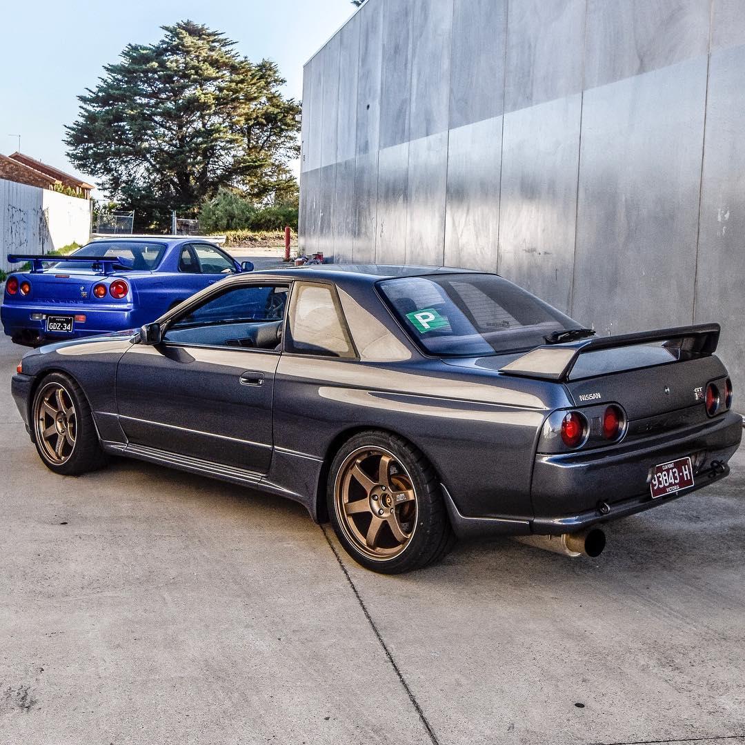 Nissan Skyline R32 GTR (1989-1994) Performance