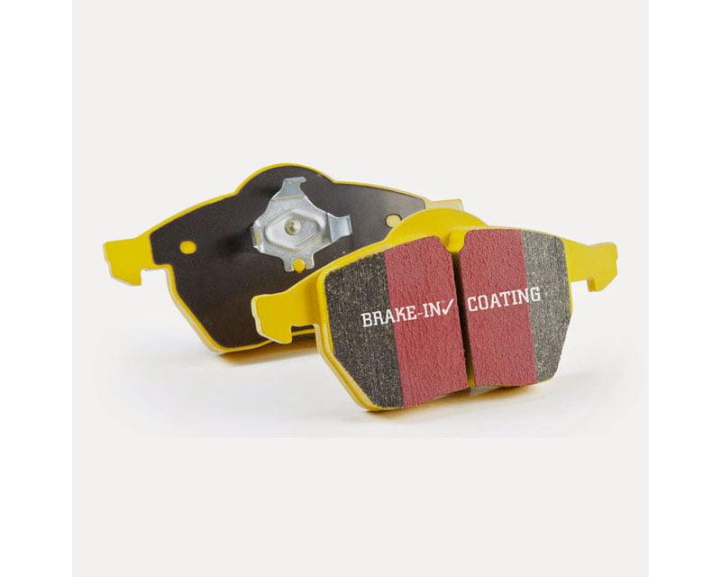 EBC Brakes Yellowstuff Our Flagship range REAR Disc Brake Pad Set FMSI D396 BMW Rear