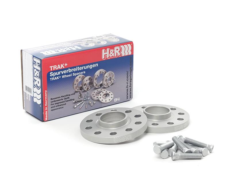 H&R Trak+   4×114.3   66.2   Stud   12×1.25   15mm DRS Wheel Spacer Nissan 240SX Type S13 88-94