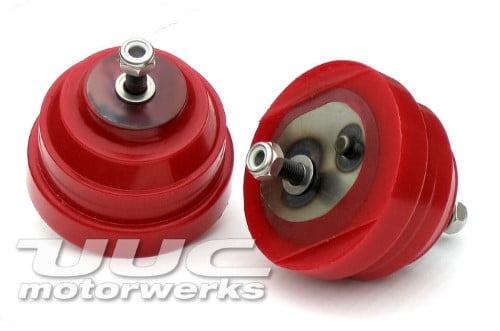 UUC Motorwerks Racing Urethane Version Pair Engine Mounts BMW E36 | E46 | Z3 | Z4 All Models