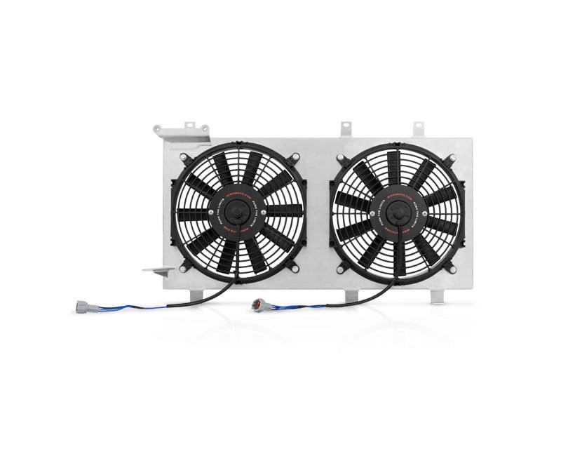 Mishimoto Performance Aluminum Fan Shroud Kit Nissan 350Z 3.5L 03-06