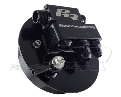 Powerhouse Racing V3 CNC Dual Walbro Fuel Pump Hanger Nissan S14|S15|R33|R34