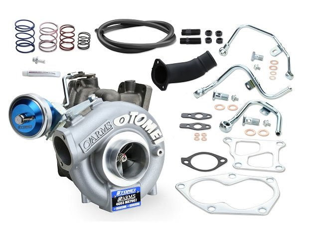 Tomei Turbocharger Kit Arms MX7967 4G63 EVO4-9